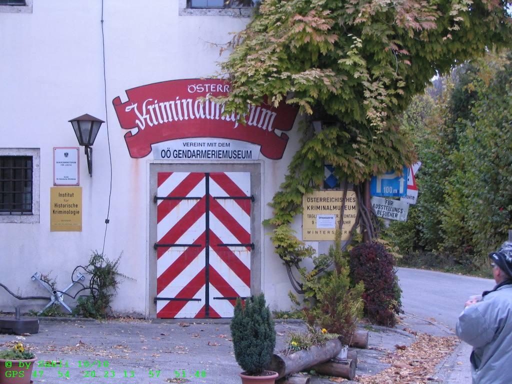 Museum in Scharnstein