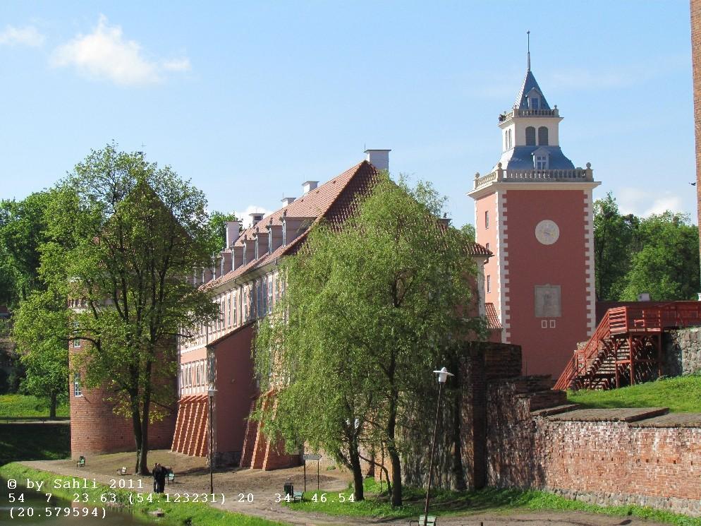 Lidzbark Warmiński (Heilsberg)