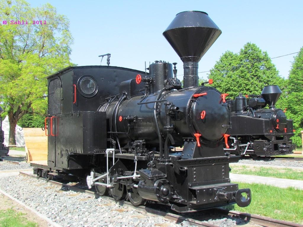 Nostalgiebahn Nagycenk