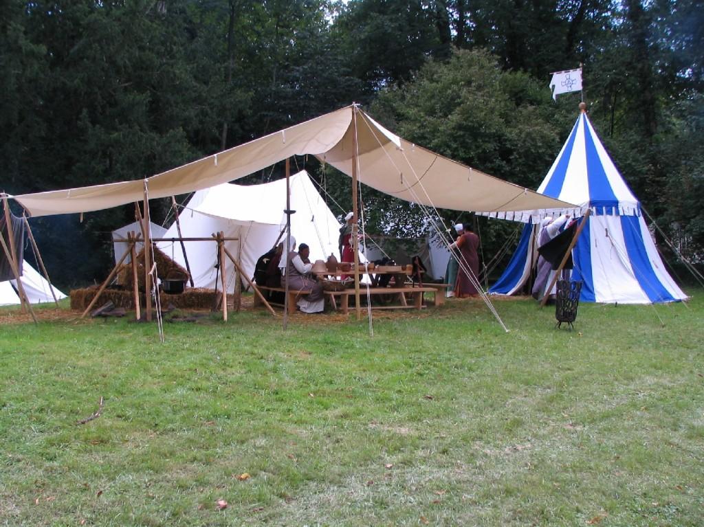 Lagerleben (Mittelalter)