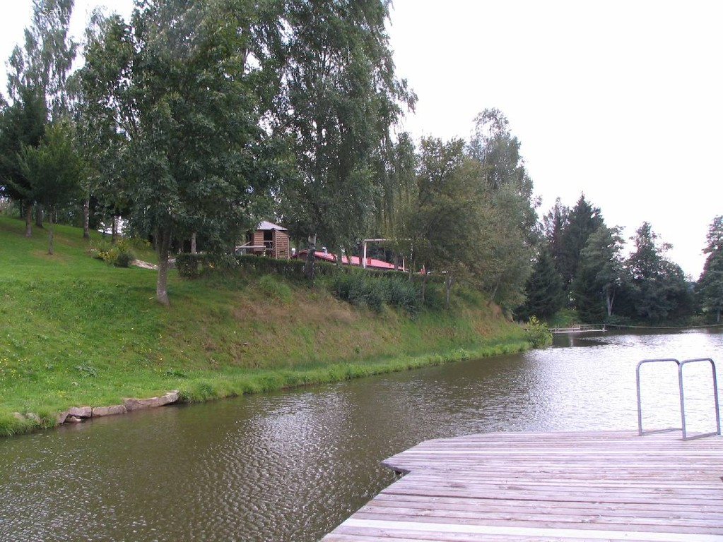 Campingplatz in Klaffern a. Hochficht