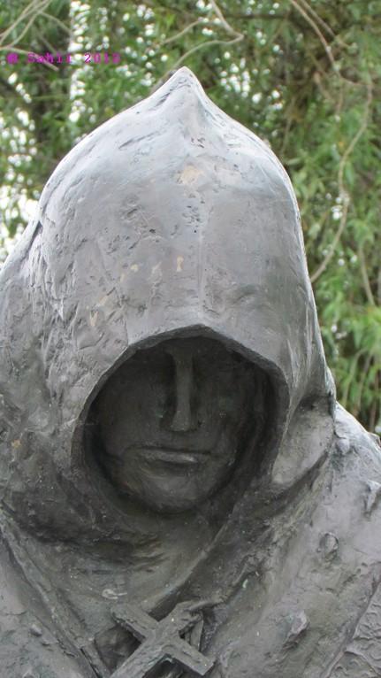 Das Gesicht von Anonymus