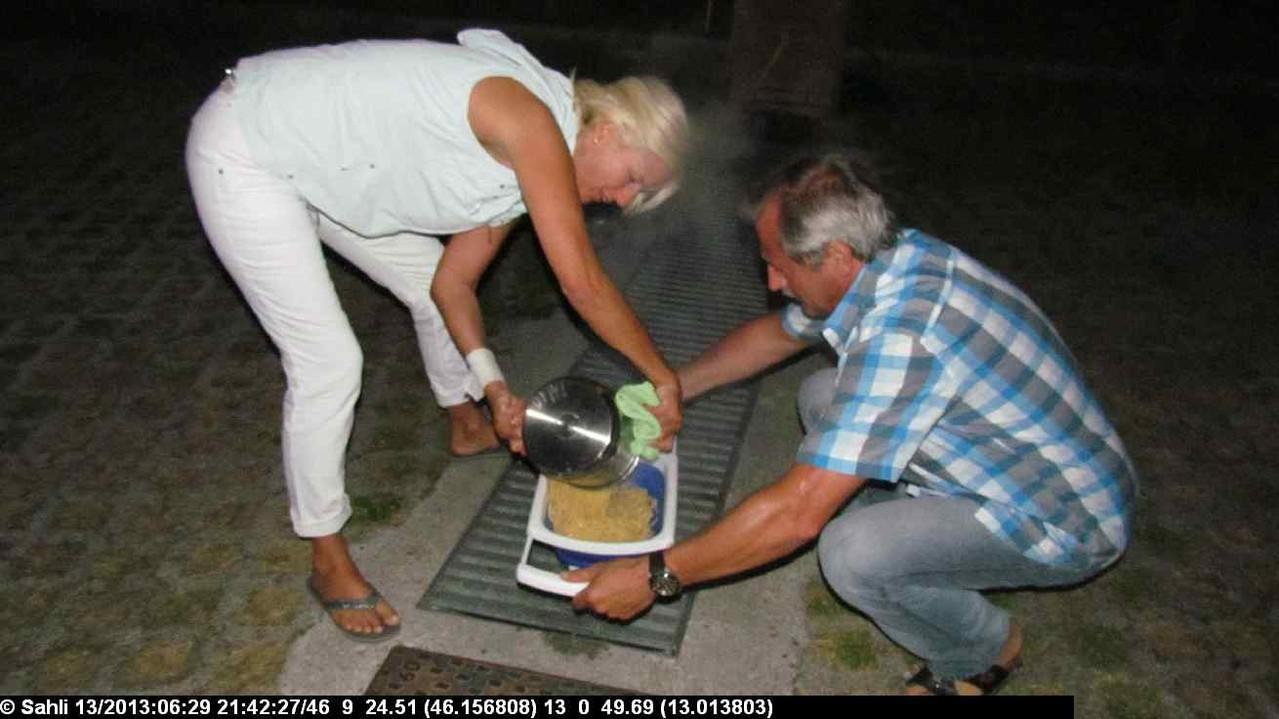 Campergemeinschaftsproduktion