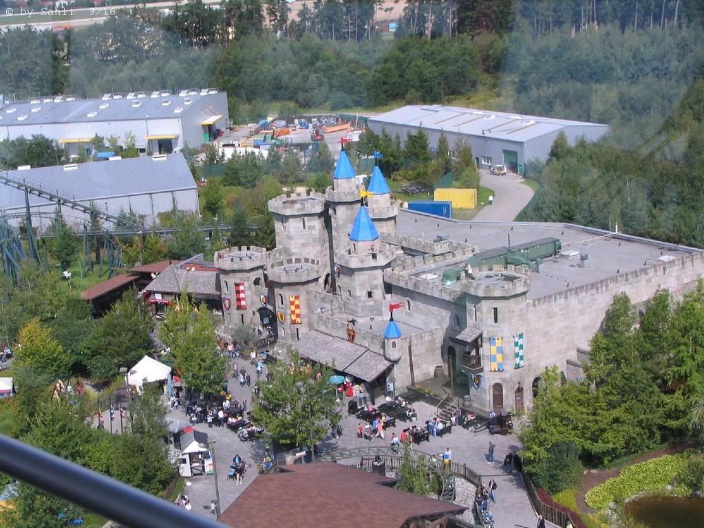 Legoland von oben