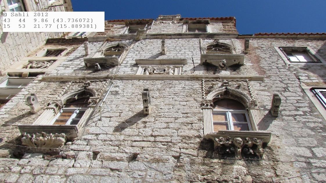 Altstadt Šibenik