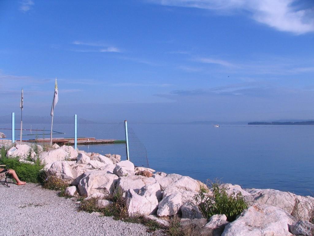 Der letzte Tag am Meer zwischen Koper und Izola