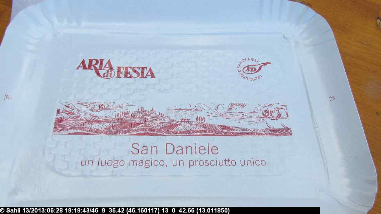 "San Daniele ""Schinkenfest"""