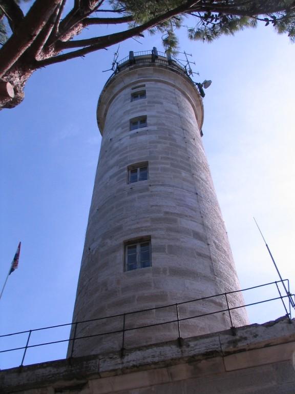 Leuchtturm bei Savudria