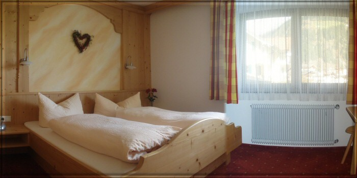 Schlafzimmer 1 ohne Balkon