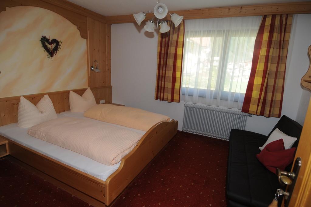 Schlafzimmer ohne Balkon