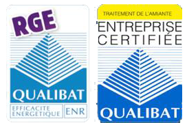 Nos certifications Qualibat