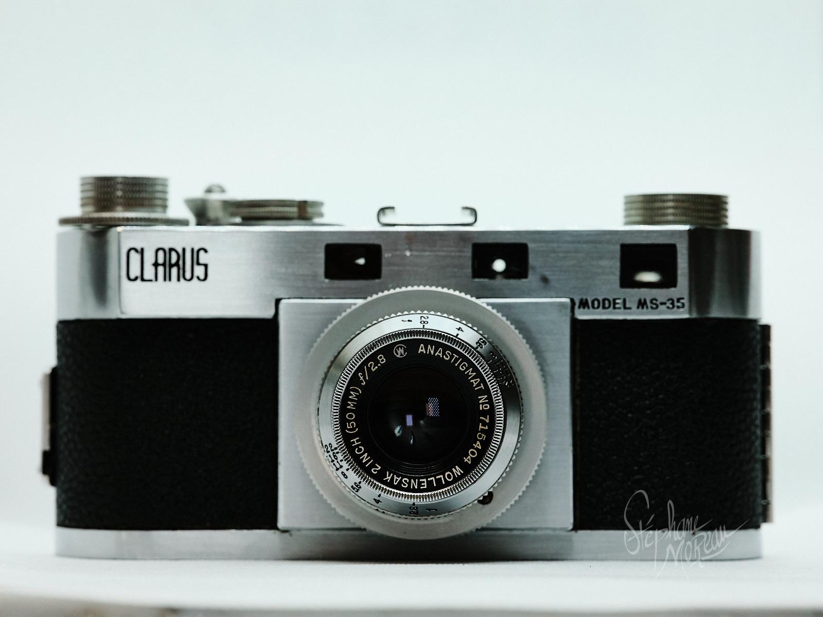 Wollensak Anastigmat 50mm f/2.8