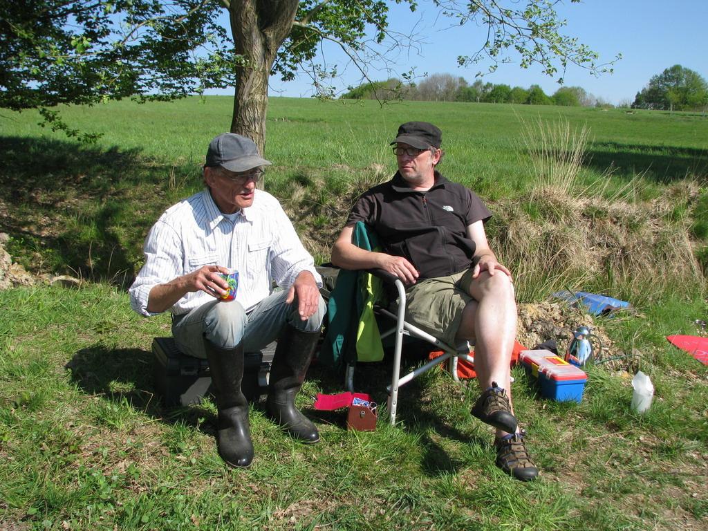 Fachliche Unterstützung von Rainer Gärtig und Claus Neubauer