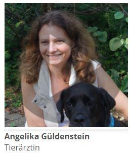 Angelika Güldenstein, Tierärztin