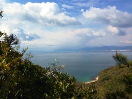 えっ!沖縄の海?なんて・・・