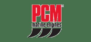 PCM Marine Engine logo