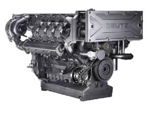 Deutz BF 6 M 1015 MC