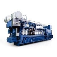 Hyundai Himsen Marine Engine