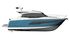 Prestige 420S Yacht