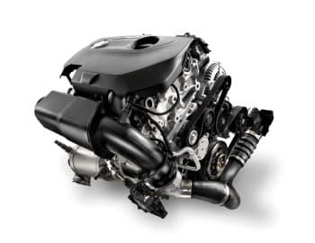BMW B37 Marine Engine