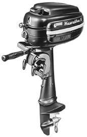 Scott-Atwater Outboard Motor