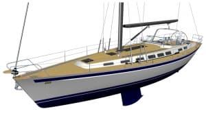 Hallberg Rassy Yacht