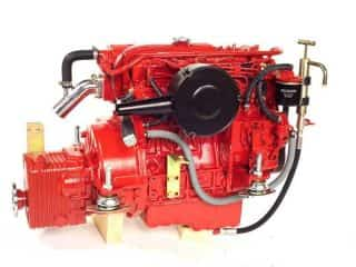 Kubota Beta Marine 35 Diesel Engine
