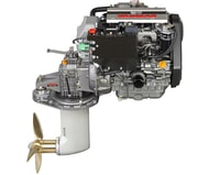 Yanmar 3JH40 Marine Engine