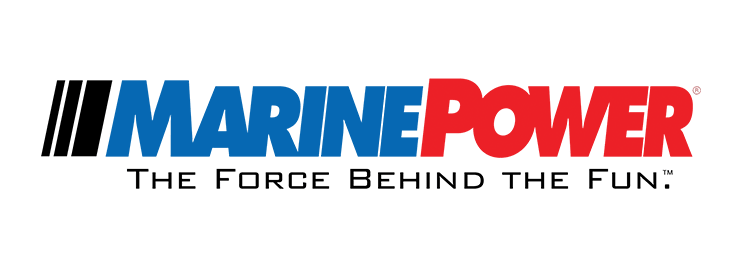 MarinePowerUSA Marine Engine Logo