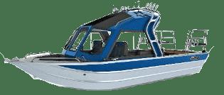 HewesCraft Boat
