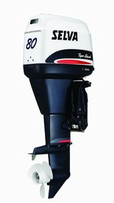 Selva Tiger Shark Outboard Motor