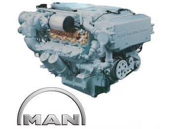 MAN Marine Engine D2848LE