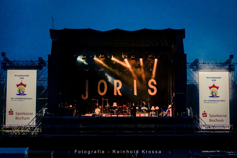 ZfR Strandkorb Edition mit JORIS