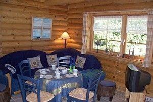 Wohnraum Keltic-Cottage