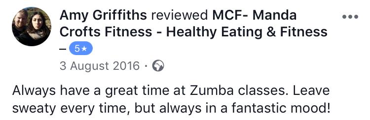 Zumba Review