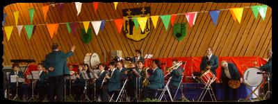 Les Musicales lors du challenge Louis Bénier en 2007.