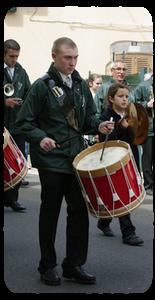 Défilé du 8 mai 2013 à Brassac-les-Mines
