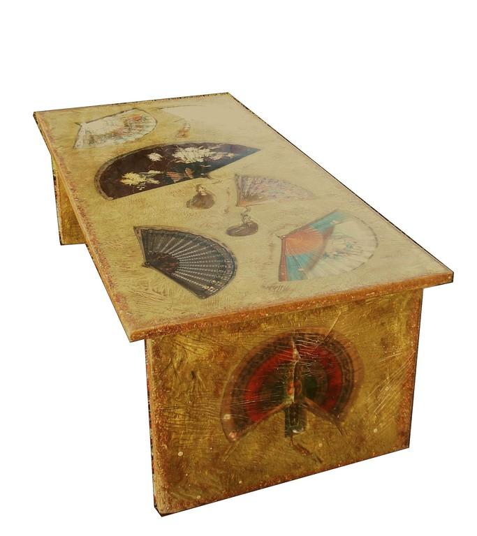 """Table """"éventail"""""""