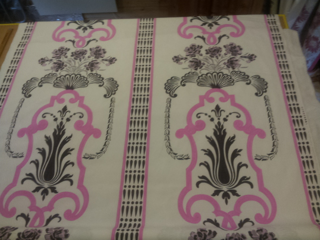 Designers Guild baroque print