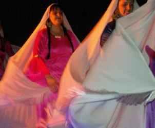 Nubischer Tanz