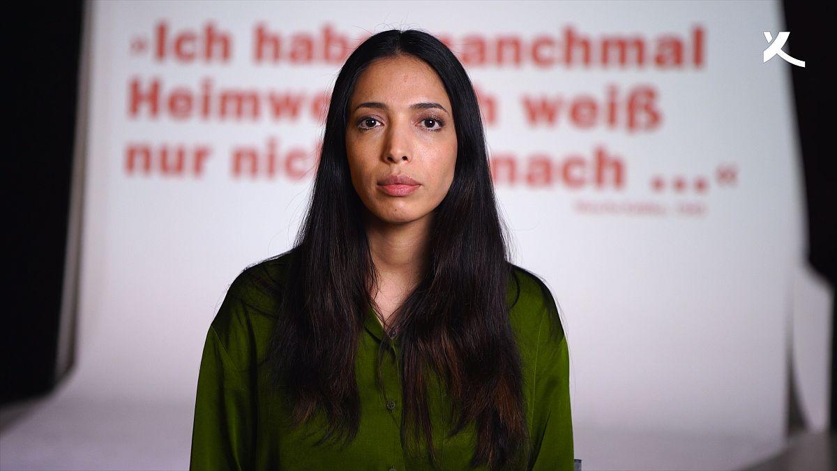 Zitate aus dem Exil: Zohre Esmaeli zitiert Mascha Kaléko
