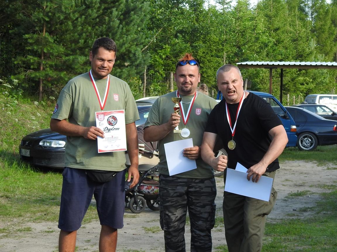 III miejsce w klasyfikacji drużynowej