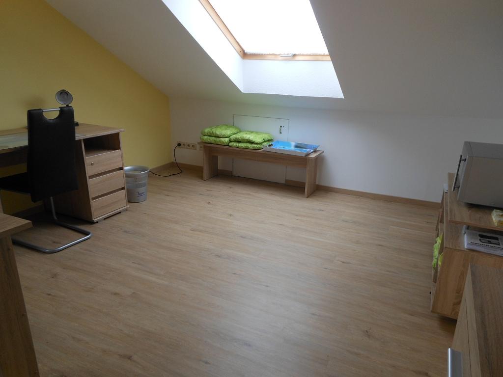 Wohn-/Eßzimmer mit viel Platz