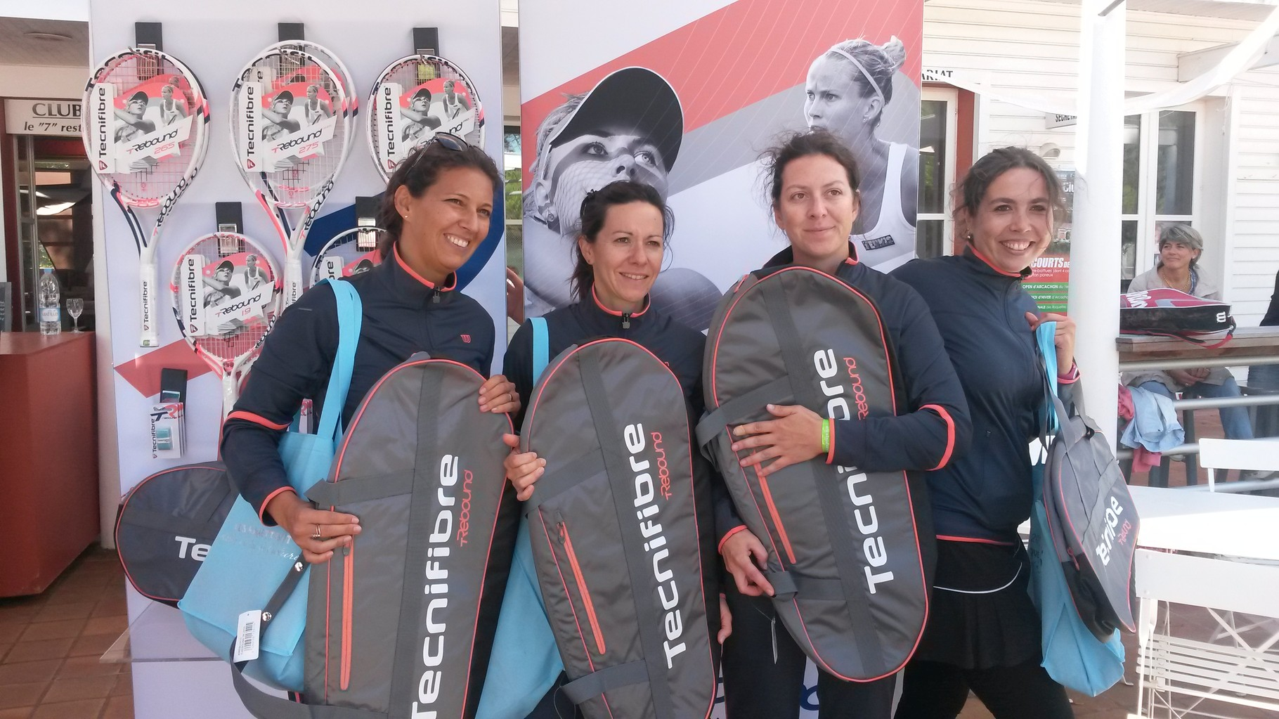 RAQUETTES FFT CANNES 2014