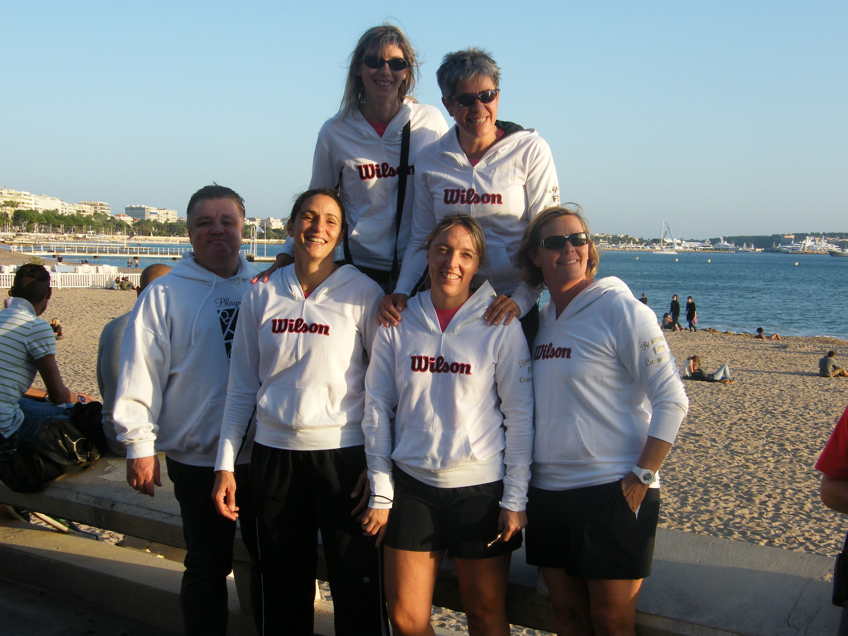 RAQUETTES FFT CANNES 2012