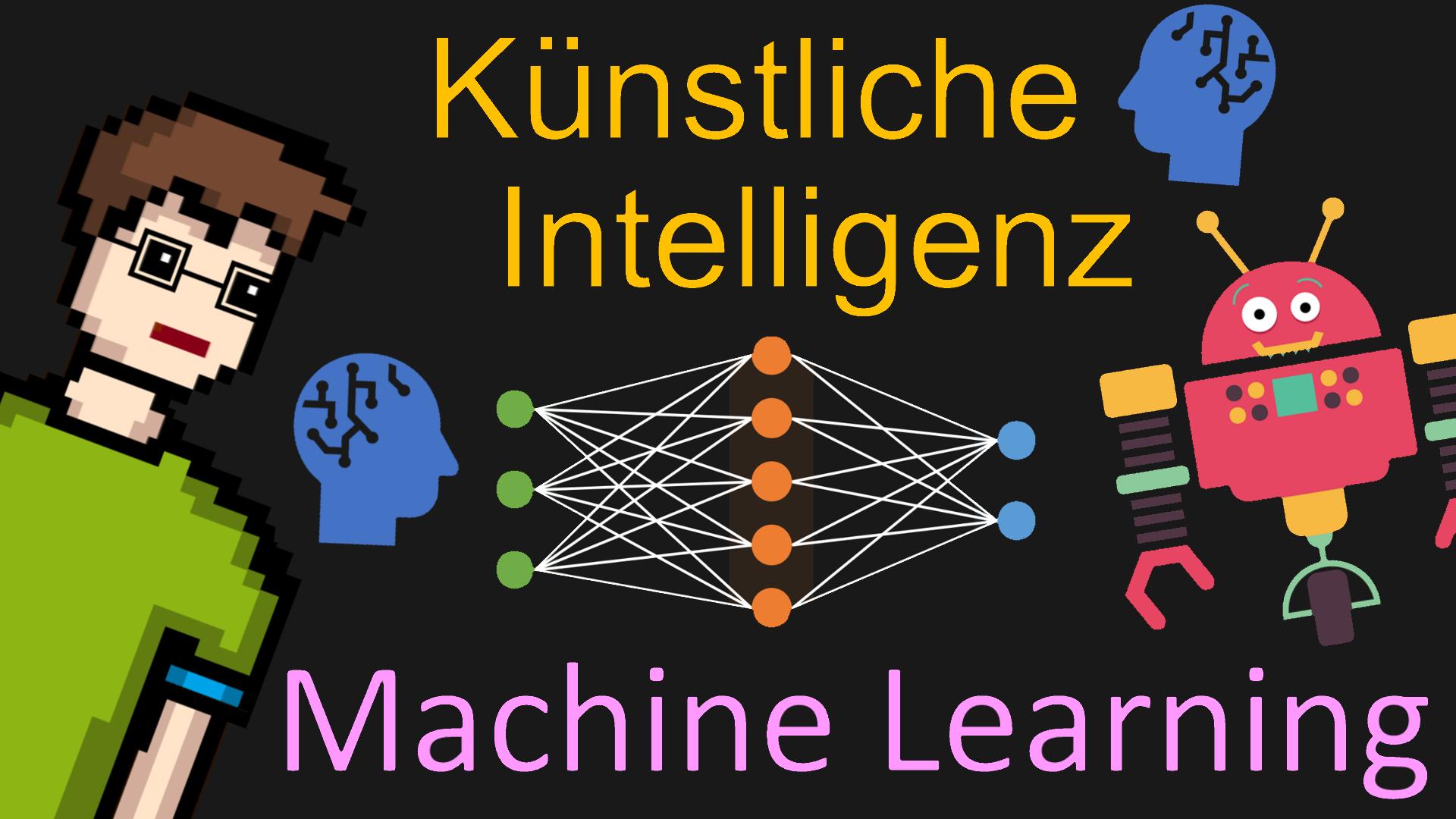 KÜNSTLICHE INTELLIGENZ vs. MACHINE LEARNING vs. DEEP LEARNING