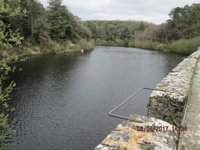 Barrage de Cenne Monestiès