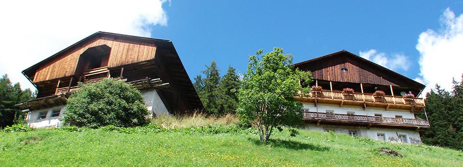 Maso Geigerhof agriturismo in Alto Adige