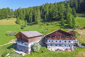 Bauernhof Geigerhof in Innichen Vierschach