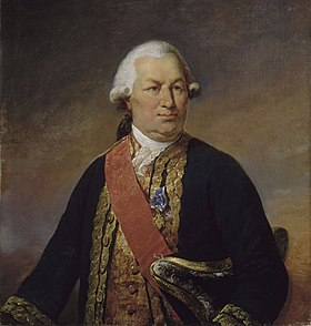 ndlr : ce tableau se trouve au Château de Versailles